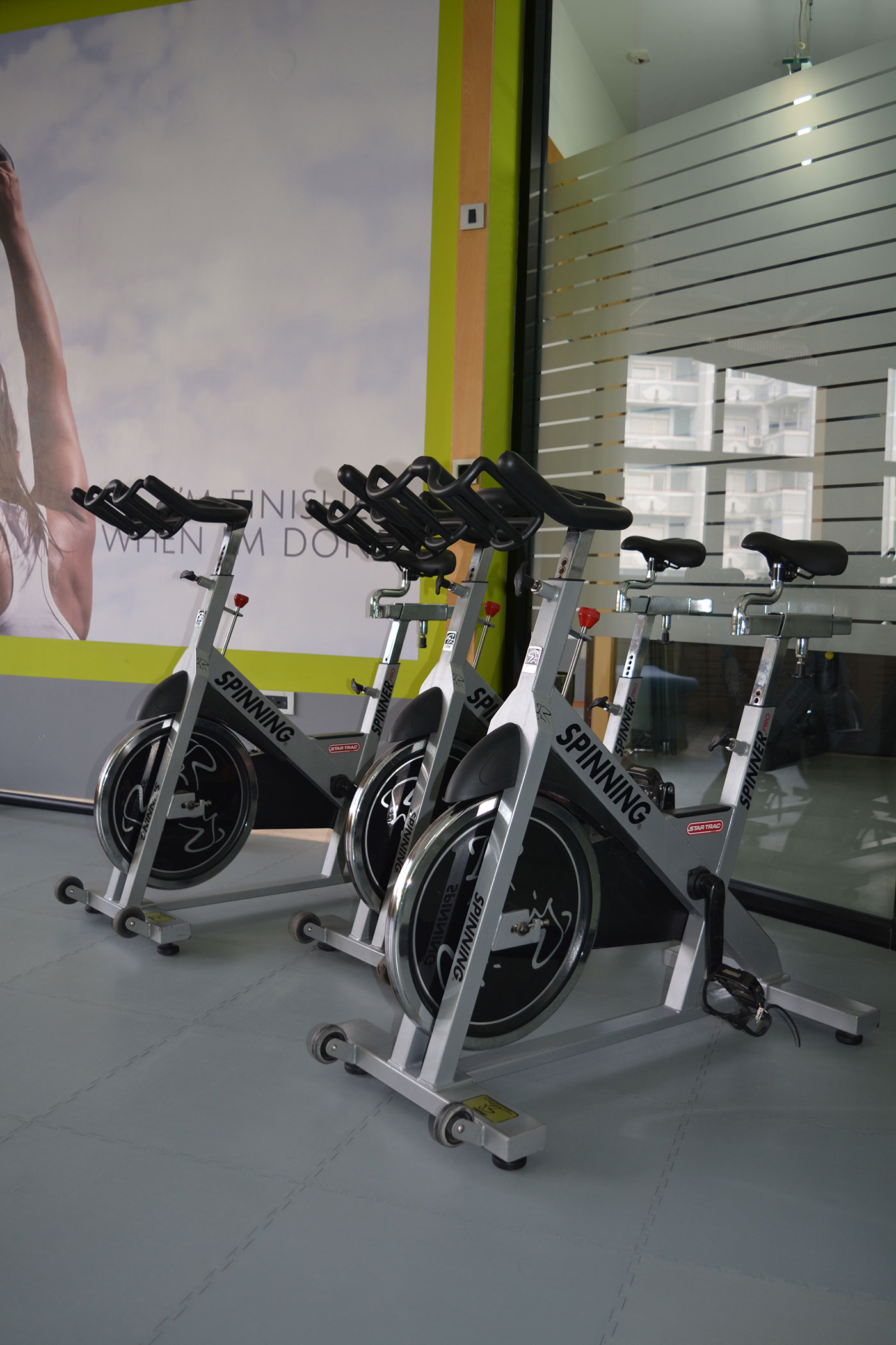 Fitness Cardio cycling