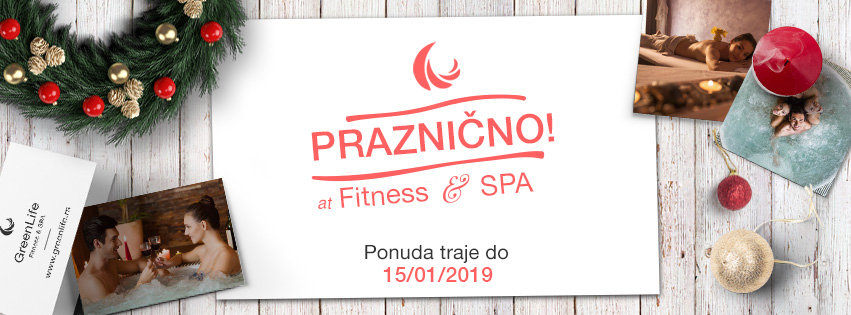 Praznicno at fitness and SPA