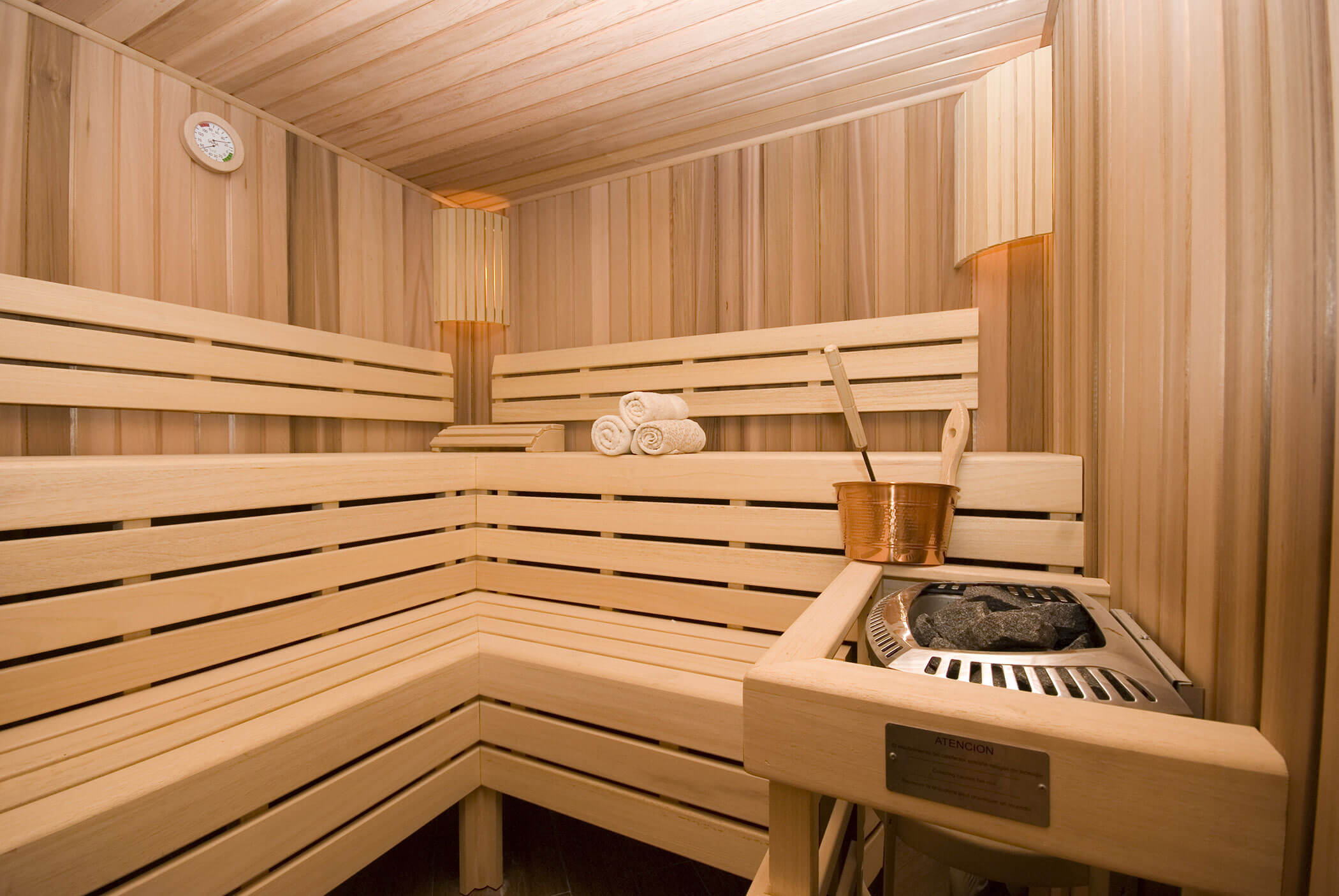 Greenlife SPA sauna